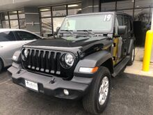 2019_Jeep_Wrangler Unlimited_Sport S_ San Antonio TX