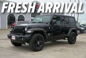 2019 Jeep Wrangler Unlimited Sport S