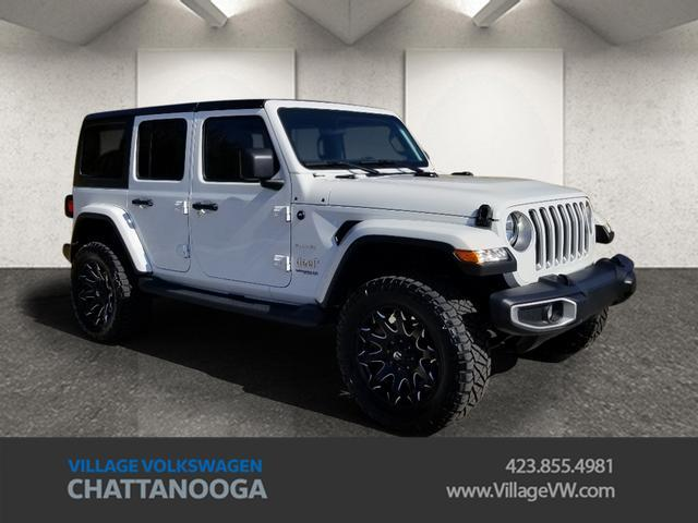 2019 Jeep Wrangler Unlimited Unlimited Sahara Chattanooga TN