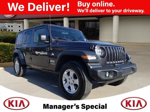 2019 Jeep Wrangler Unlimited Unlimited Sport Chattanooga TN