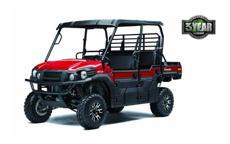 2019 KAWASAKI MULE PRO-FXT EPS LE SXS Swift Current SK