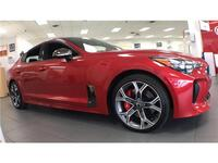 KIA Stinger GT1 Rear-wheel Drive Sedan 2019