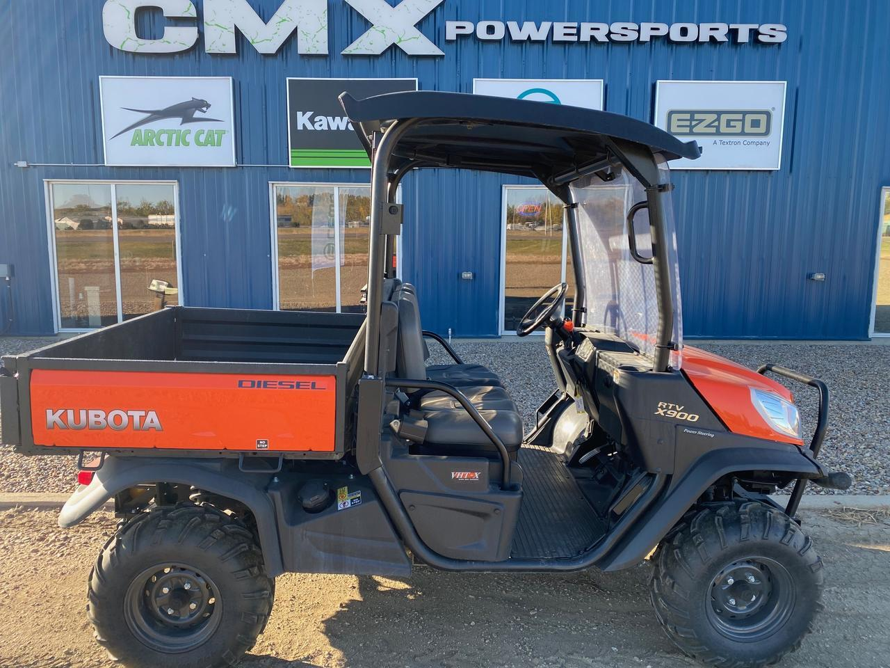 2019 KUBOTA RTV-X900 DIESEL SXS Swift Current SK