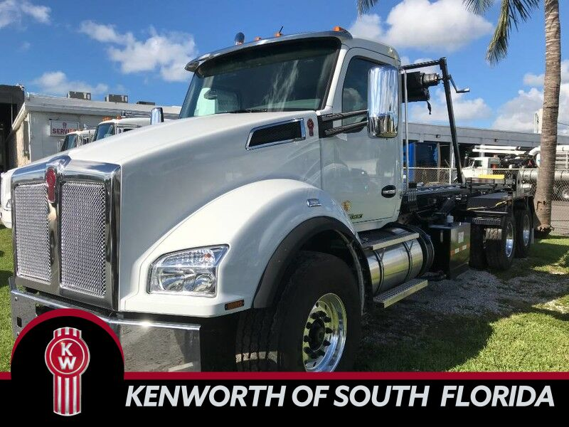 2019 Kenworth T880 Roll-Off