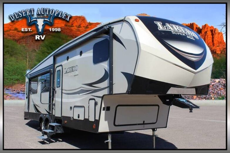 2019 Keystone Laredo 290SRL Superlite Triple Slide 5th Wheel RV Mesa AZ