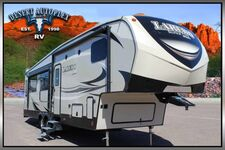 2019 Keystone Laredo 290SRL Superlite Triple Slide 5th Wheel RV Pre-Owned