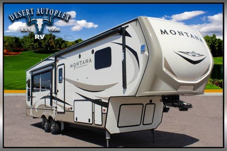 2019 Keystone Montana 3121RL Triple Slide 5th Wheel RV Mesa AZ