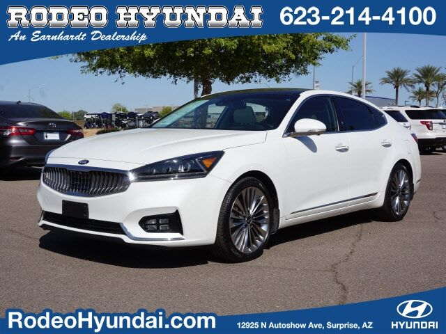 2019 Kia Cadenza 4d Sedan Limited Surprise AZ