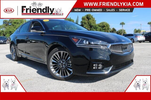 2019 Kia Cadenza Limited New Port Richey FL
