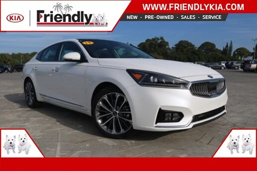 2019 Kia Cadenza Technology New Port Richey FL