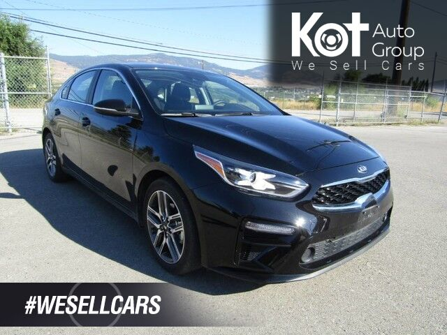 2019 Kia FORTE EX+! ONLY 11,000 KMS! RARE UNIT! SUNROOF! HEATED SEATS! BACKUP CAM! BLUETOOTH! Kelowna BC