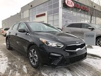 Kia Forte EX IVT FWD 2.0L *BLIND SPOT DETECTION/REAR CROSS TRAFFIC ALERT/SLIDING CENTER ARMREST* 2019