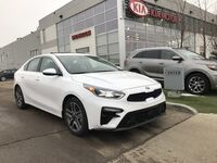 Kia Forte EX Limited IVT FWD 2.0L *NAVIGATION/HARMON KARDON SOUND SYSTEM/HEATED FRONT & REAR SEATS* 2019