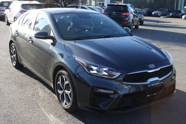 2019 Kia Forte EX One owner, No accident. Kelowna BC