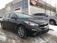 Kia Forte EX PREMIUM IVT FWD 2.0L *UVO INTELLIGENCE WITH SATELLITE RADIO/POWER DRIVER SEAT/AUTO EMERGENCY BRAKING* 2019