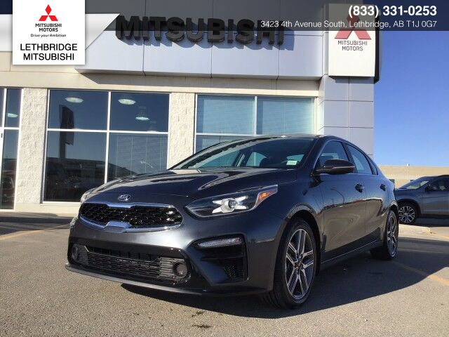 2019 Kia Forte EX UNDER 500KMS! NEVER BEEN OWNED BEFORE, GET A NEW VEHICLE FOR USED PRICING! Lethbridge AB