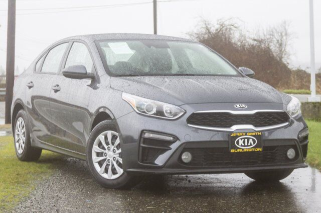 2019 Kia Forte FE Burlington WA