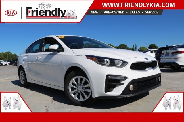 2019 Kia Forte FE New Port Richey FL