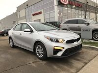 Kia Forte LX IVT FWD 2.0L *HEATED STEERING WHEEL & SEATS/DRIVER ATTENTION ALERT/LANE KEEP ASSIST* 2019
