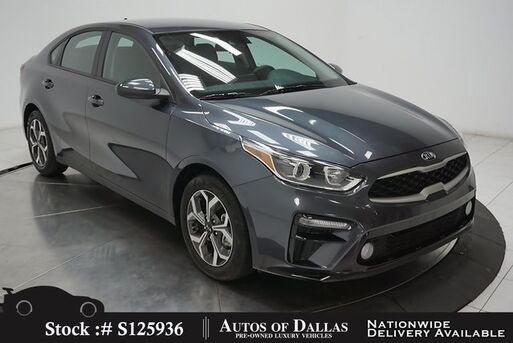 2019_Kia_Forte_LXS BACK-UP CAMERA,LANE KEEP ASST,16IN WLS_ Plano TX