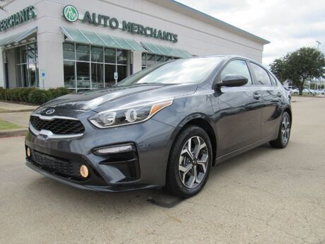 2019 Kia Forte LXS. BACKUP CAM, LANE DEPARTURE, LANE KEEPING, BLUETOOTH, DUAL ZONE A/C, APPLE CAR PLAY/ANDROID AUTO Plano TX