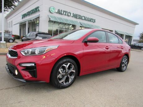 2019 Kia Forte LXS  BLUETOOTH CONNECTION, BACK-UP CAMERA, AUX INPUT, AUTOMATIC HEADLIGHTS Plano TX