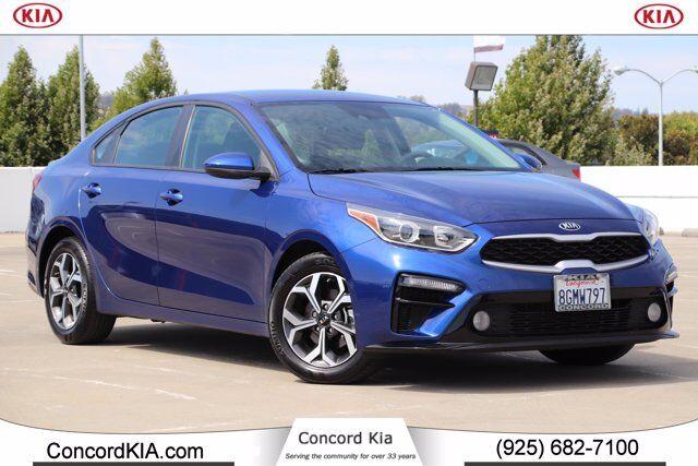 2019 Kia Forte LXS Concord CA
