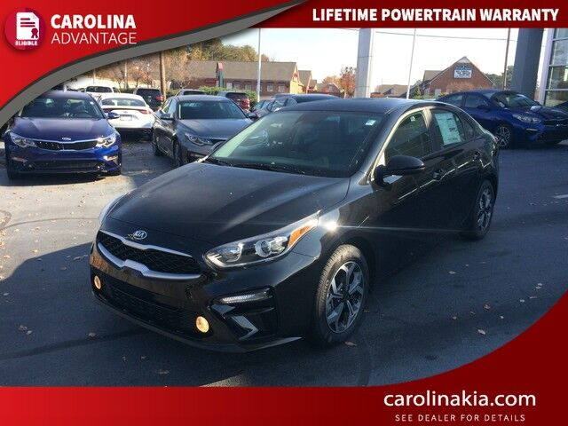 2019 Kia Forte LXS High Point NC