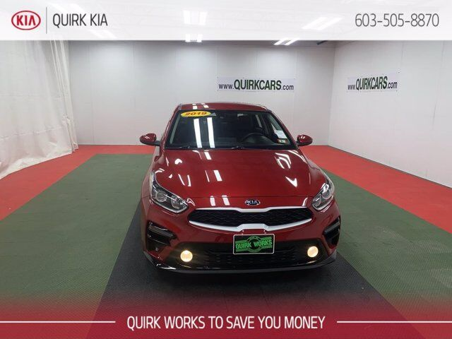 2019 Kia Forte LXS IVT Manchester NH