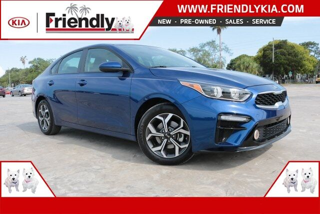 2019 Kia Forte LXS New Port Richey FL