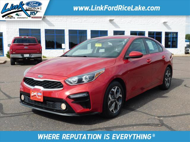 2019 Kia Forte LXS Rice Lake WI
