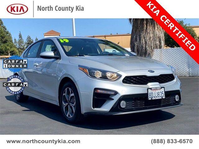 2019 Kia Forte LXS San Diego County CA