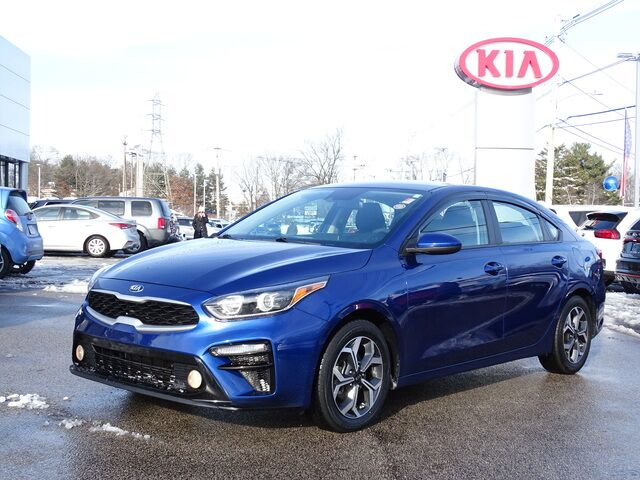 2019 Kia Forte LXS South Attleboro MA