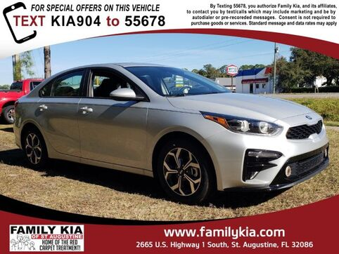 2019_Kia_Forte_LXS_ St. Augustine FL