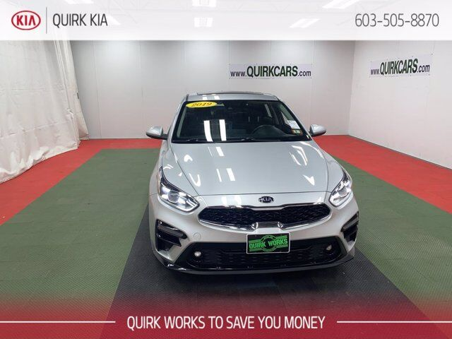 2019 Kia Forte S IVT Manchester NH