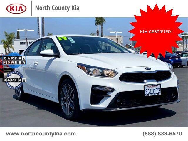 2019 Kia Forte S San Diego County CA