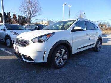 2019_Kia_Niro_LX_ South Attleboro MA