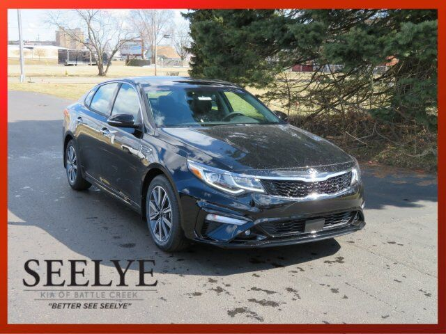 2019 Kia Optima EX Battle Creek MI