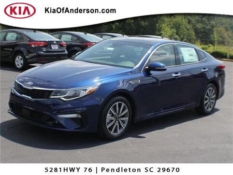2019_Kia_Optima_EX DCT_ Greenville SC