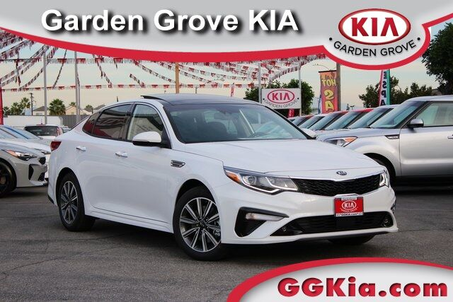 2019 Kia Optima EX Garden Grove CA