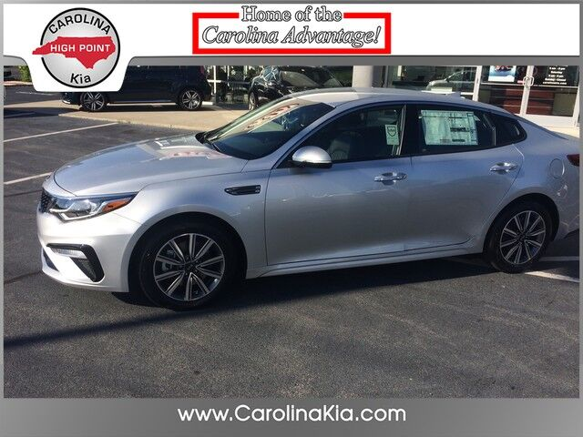 2019 Kia Optima EX High Point NC