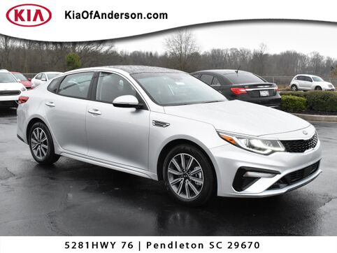 2019_Kia_Optima_EX_ Greenville SC