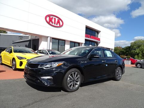 2019_Kia_Optima_EX_ Swansea MA