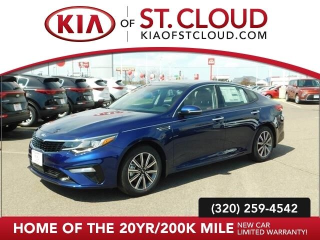 2019 Kia Optima EX St. Cloud MN