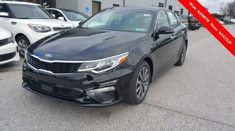 2019 Kia Optima EX York PA