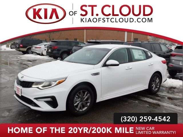 2019 Kia Optima LX AUTO St. Cloud MN