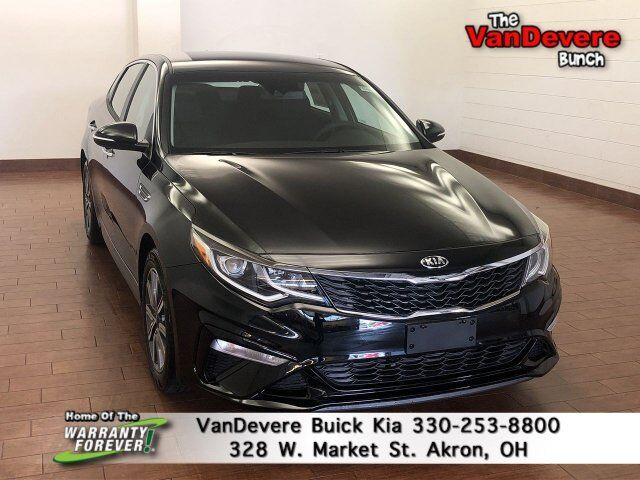 2019 Kia Optima LX Akron OH
