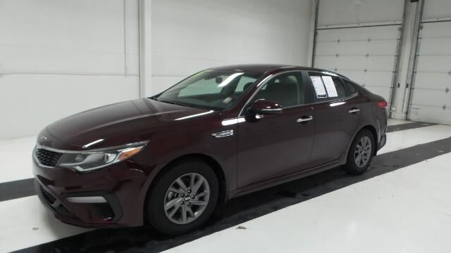 2019 Kia Optima LX Auto Topeka KS