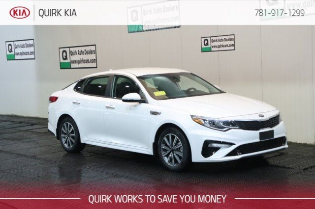 2019 Kia Optima LX FWD