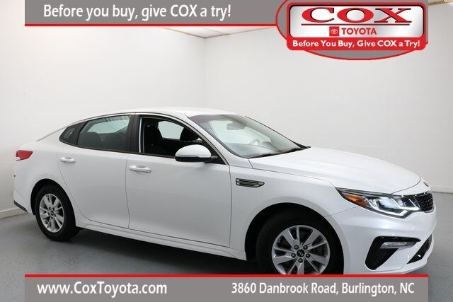 2019 Kia Optima LX Burlington NC